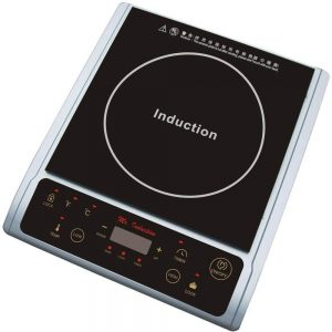 Mr. Induction SPT 1300 Watt Induction Cooktop